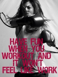 Making Workouts Fun – Martial Arts Fitness Classes