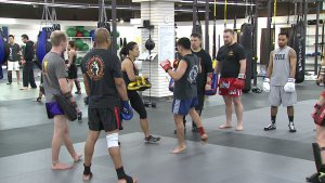 Northgate martial arts studio teaches people to fight back, free of charge