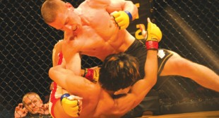 Northwest Asian Weekly: Fight club: MMA fan base grows