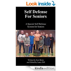 Oregonian Author of Self Defense for Seniors Enjoys a Proud Link to Seattle »