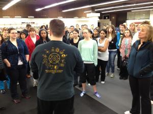 Hundreds attend Seattle self defense workshop