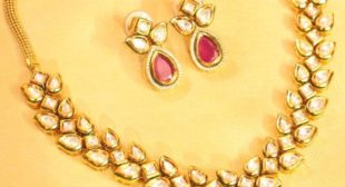 Artificial Kundan Jewellery Designs with Price