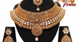 Buy Women Bridal Jewellery Sets Online