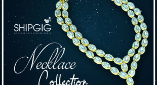 Magnificent Necklace collection at Shipgig