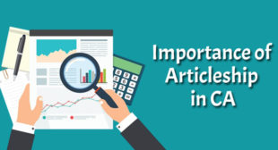 Importance of Articleship in Chartered Accountancy