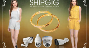 Fashion and security at one place – Product by Shipgig – Artificial Jewellery, Western wear| Security Cameras – Shipgig.com