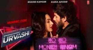 URVASHI LYRICS – YO YO HONEY SINGH | Shahid Kapoor
