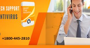 Support For Avast Antivirus 1800-445-2810 Helpline Number