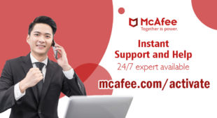 www.mcafee.com/activate – Enter activation code – Activate Mcafee