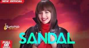 SANDAL LYRICS – SUNANDA SHARMA | iLyricsHub