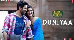 Duniya Lyrics – Akhil (Luka Chuppi)