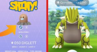 Pokemon GO: Shiny Diglett May Feature in The Earth Day Event – Contact for Guide