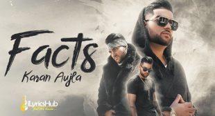 FACTS LYRICS – KARAN AUJLA | iLyricsHub