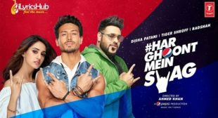 Har Ghoont Mein Swag New song by Badshah