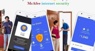 Secure your mobile and digital payments with McAfee internet security