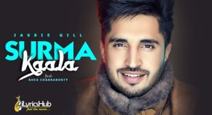 SURMA KAALA – JASSI GILL New Song Out
