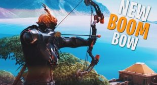 Fortnite: Boom Bow Weapon Introduced
