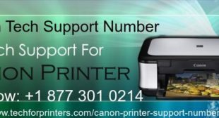 Contact with Canon Printers Technical expert