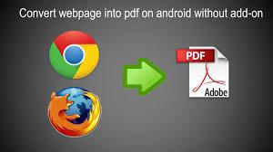 How to Convert a Webpage to PDF – norton.com/setup
