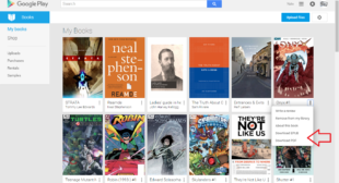 How to Download Books from Google Play Books
