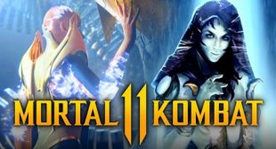 Mortal Kombat 11: New Leak Reveals Kitana