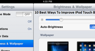 10 Best Ways To Improve iPod Touch Battery Life – Redeem Office
