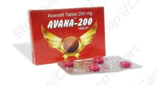 Avana 200mg : Price in India | Strapcart