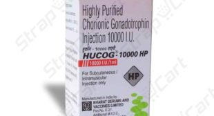 Hucog 10000 IU Injection : price in india, Side effects, Uses | Strapcart