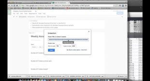 How to Embed a Google Form in an Email