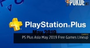 PlayStation Plus: Free Games Revealed For May 2019 Asia Region – Customer Support