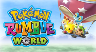 Pokemon Rumble Rush Rolled Out For Poke fans!
