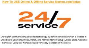 Official Site-Norton.com/Setup  Enter Your Product Key