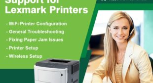 Lexmark Printer Support Number