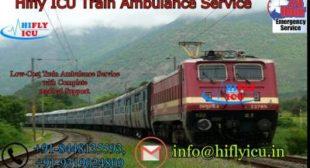 Life-Saving Train Ambulance in Delhi by Hifly ICU