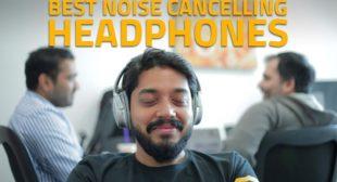 5 Best Noise Canceling Headphones