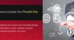 How can you find your Mcafee activate product key?