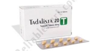 Buy Tadalista 20 mg (Tadalafil) tablet Online | Generic Cialis