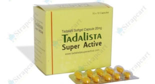 Tadalista Super Active : How to take tadalista super active, Review, Side effects | Strapcart