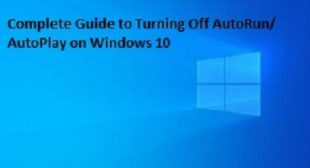 Complete Guide to Turning Off AutoRun/ AutoPlay on Windows 10 – Redeem Office