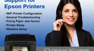 Epson Printer Support Number