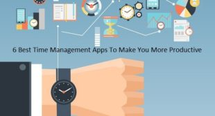 6 Best Time Management Apps To Make You More Productive