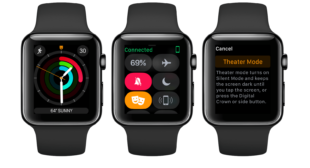 Guide For Using Theater Mode On Apple Watch – norton.com/setup