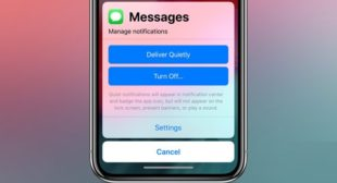How to Turn On and Use Message Announcements on iOS Devices – McAfee Activate