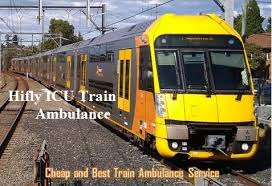 Best and Affordable Train Ambulance in Patna by Hifly ICU