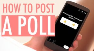 How To Conduct a Poll On Instagram – mcafee.com/activate