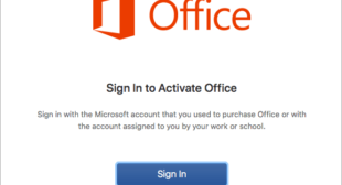How to Get Rid of Office Activation Error Code 0x80070426?