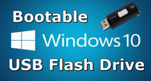 How to Install Windows 10 with a Bootable Flash Drive – McAfee Activate