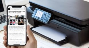 How to Print Through iPhone or iPad – McAfee Activate