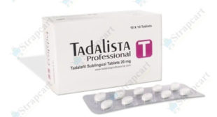 Tadalista Professional : Tadalista From India, Review | Strapcart