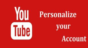 How to Personalize your Account on YouTube – norton.com/setup